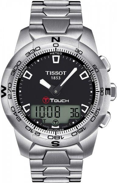 Zegarek Tissot T047.420.11.051.00 - duże 1