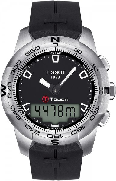 T047.420.17.051.00 - zegarek męski - duże 3
