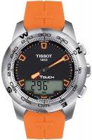 Zegarek męski Tissot t-touch ii T047.420.17.051.01 - duże 1