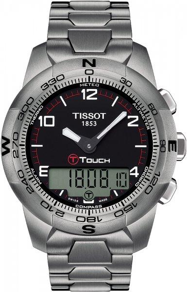 Zegarek Tissot T047.420.44.057.00 - duże 1