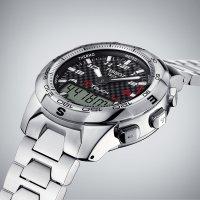 Zegarek męski Tissot t-touch ii T047.420.44.207.00 - duże 2