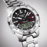 Zegarek męski Tissot t-touch ii T047.420.44.207.00 - duże 3