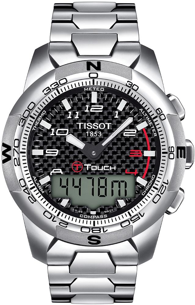 Tissot T047.420.44.207.00 T-Touch II T-TOUCH II TITANIUM