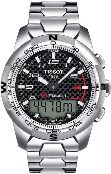 Zegarek Tissot T047.420.44.207.00 - duże 1