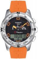 Zegarek męski Tissot t-touch ii T047.420.47.051.11 - duże 1