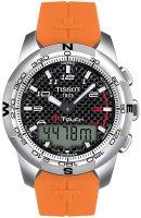 Zegarek męski Tissot t-touch ii T047.420.47.207.01 - duże 1