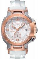Zegarek damski Tissot t-race T048.217.27.016.01 - duże 1