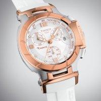 Zegarek damski Tissot t-race T048.217.27.016.01 - duże 2