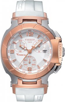 zegarek damski Tissot T048.217.27.017.00