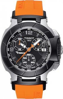 zegarek damski Tissot T048.217.27.057.00