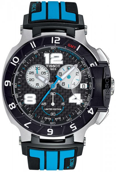 Zegarek męski Tissot t-race T048.417.27.207.00 - duże 1