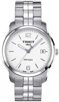 zegarek PR 100 Quartz Gent Steel Tissot T049.410.11.017.00