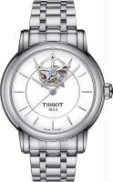 Zegarek damski Tissot lady heart T050.207.11.011.04 - duże 1