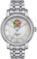 Zegarek damski Tissot lady heart T050.207.11.117.05 - duże 1