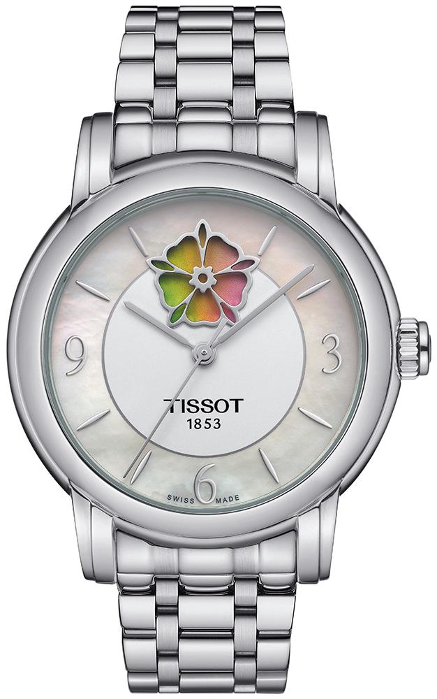 Tissot T050.207.11.117.05 Lady Heart LADY HEART POWERMATIC 80