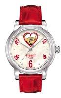 Zegarek damski Tissot lady T050.207.16.116.02 - duże 1
