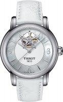 Zegarek damski Tissot lady heart T050.207.17.117.04 - duże 1