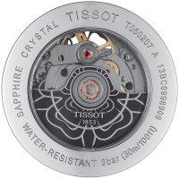 Zegarek damski Tissot lady heart T050.207.37.017.04 - duże 2