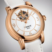 Zegarek damski Tissot lady heart T050.207.37.017.04 - duże 3