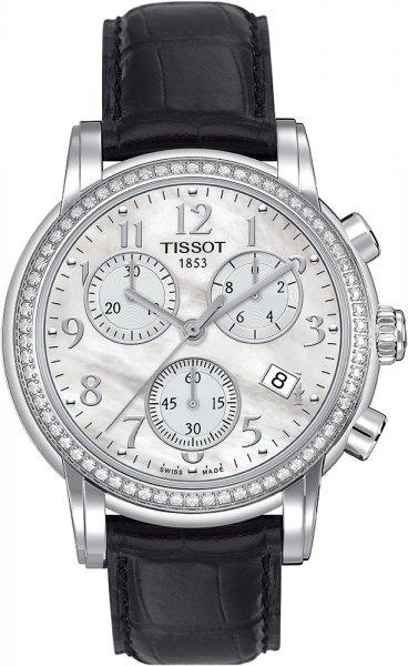 Zegarek Tissot T050.217.16.112.01 - duże 1
