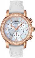 Zegarek damski Tissot dressport T050.217.67.117.01 - duże 1