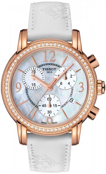 Zegarek Tissot T050.217.67.117.01 - duże 1