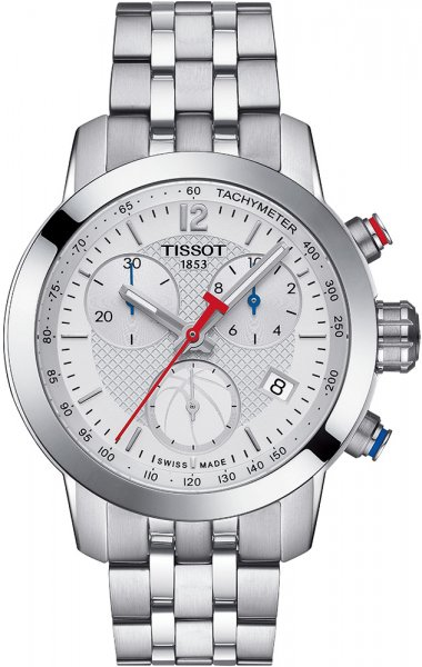 Zegarek damski Tissot prc 200 T055.217.11.017.00 - duże 1
