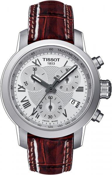 Tissot T055.217.16.033.01 PRC 200 PRC 200 Quartz Chronograph Lady