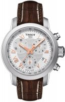 Zegarek damski Tissot prc 200 T055.217.16.033.02 - duże 1