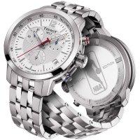 Zegarek męski Tissot prc 200 T055.417.11.017.01 - duże 2