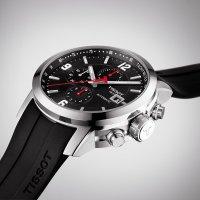 Zegarek męski Tissot prc 200 T055.427.17.057.00 - duże 2