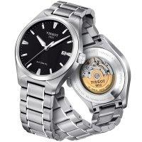 Zegarek męski Tissot t-tempo T060.407.11.051.00 - duże 2