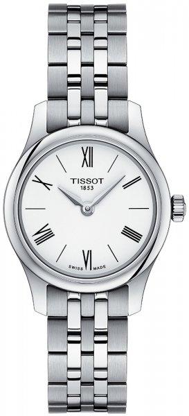 Zegarek Tissot TRADITION LADY - damski  - duże 3
