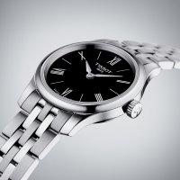 Zegarek damski Tissot tradition T063.009.11.058.00 - duże 2