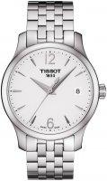 Zegarek damski Tissot tradition T063.210.11.037.00 - duże 1