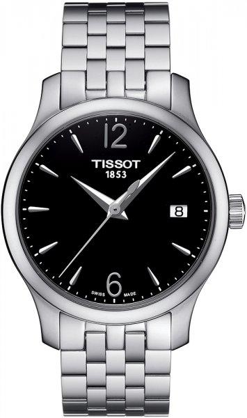 Zegarek Tissot T063.210.11.057.00 - duże 1