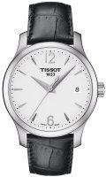 Zegarek damski Tissot tradition T063.210.16.037.00 - duże 1