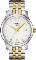 Zegarek damski Tissot tradition T063.210.22.037.00 - duże 1