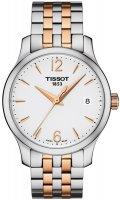 Zegarek damski Tissot tradition T063.210.22.037.01 - duże 1