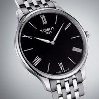 Zegarek męski Tissot tradition T063.409.11.058.00 - duże 2