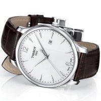 Zegarek męski Tissot tradition T063.610.16.037.00 - duże 2