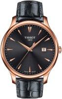 Zegarek męski Tissot tradition T063.610.36.086.00 - duże 1