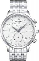 Zegarek męski Tissot tradition T063.617.11.037.00 - duże 1