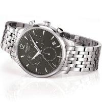 Zegarek męski Tissot tradition T063.617.11.067.00 - duże 2