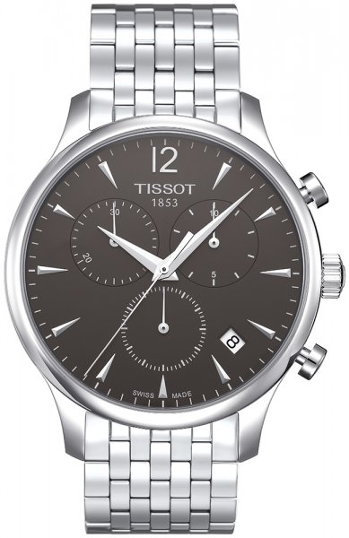 Zegarek Tissot T063.617.11.067.00 - duże 1