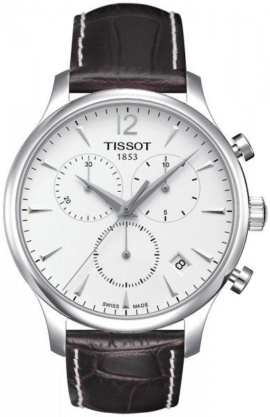 Zegarek Tissot T063.617.16.037.00 - duże 1