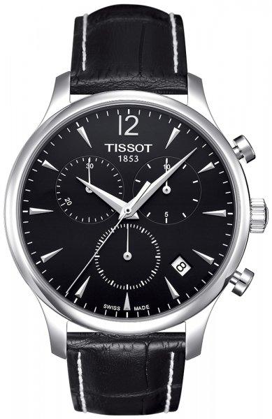 Zegarek Tissot T063.617.16.057.00 - duże 1