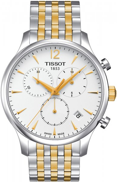 Zegarek męski Tissot tradition T063.617.22.037.00 - duże 3
