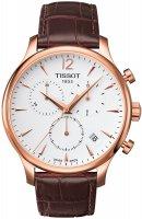 Zegarek męski Tissot tradition T063.617.36.037.00 - duże 1