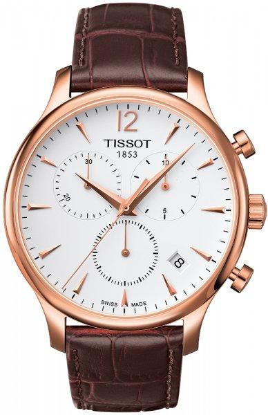 Zegarek Tissot T063.617.36.037.00 - duże 1